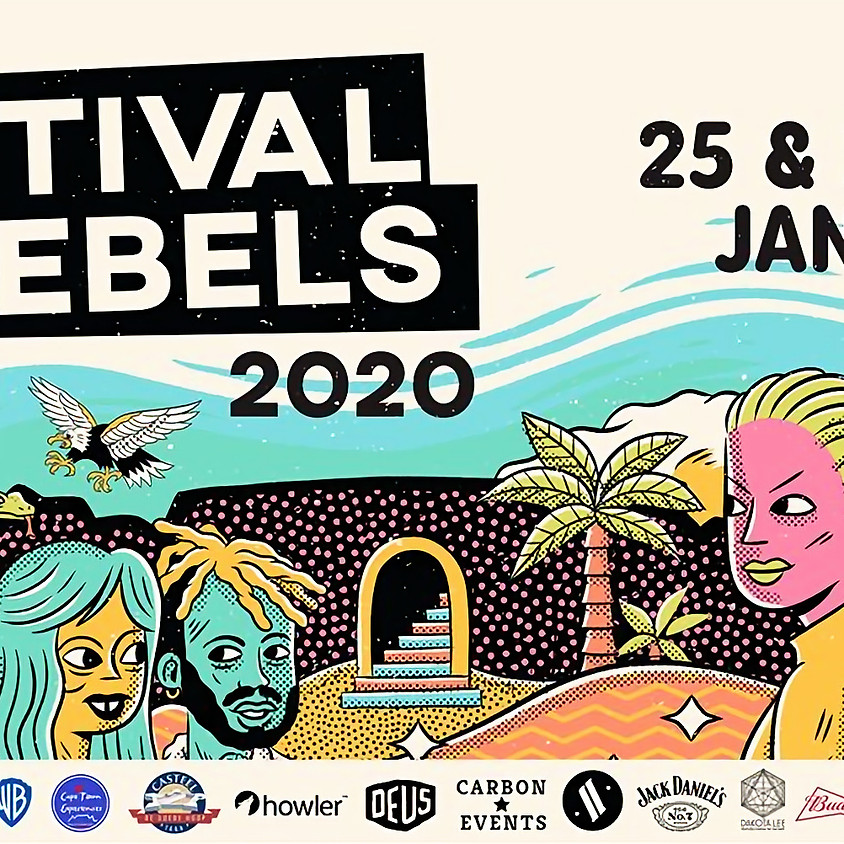 Festival of Rebels - motorcycle lifestyle Festival Cape -Town