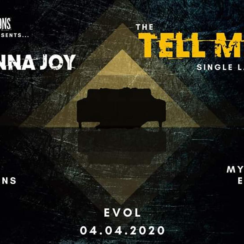 Alanna Joy | Tell Me - Single Launch