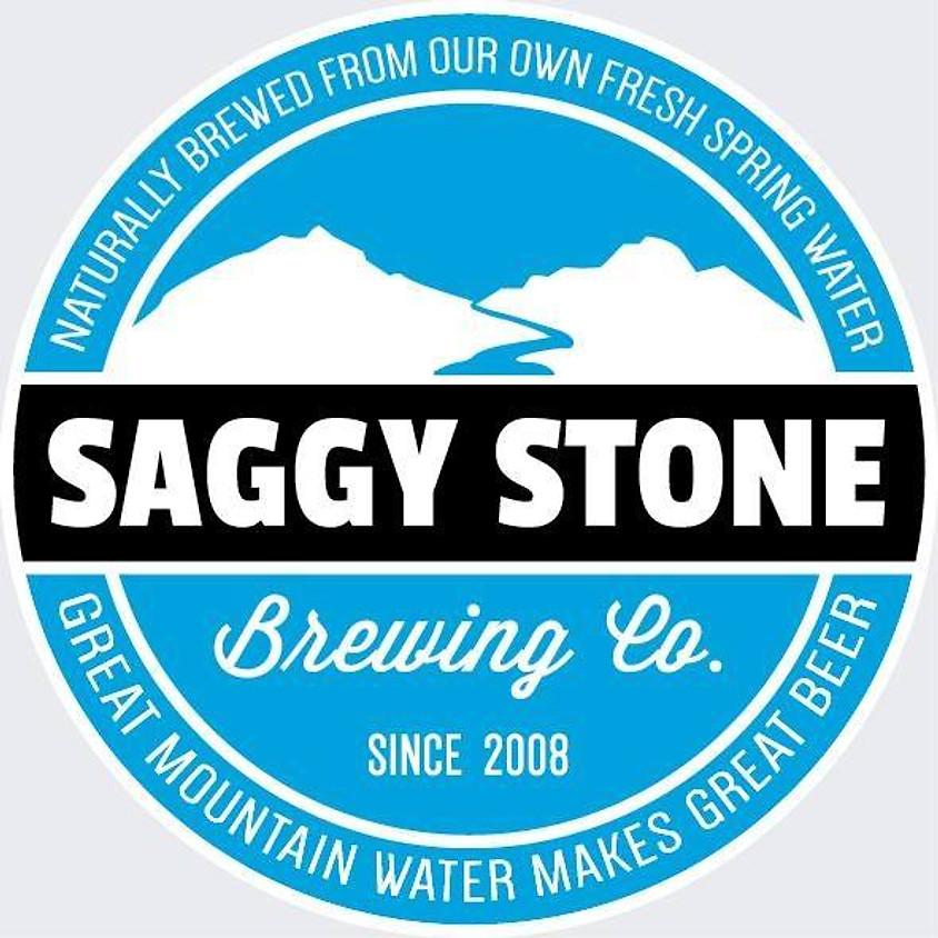 Matt Carstens at Saggy Stone Brewery