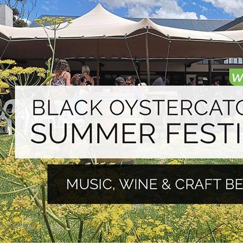 Black Oystercatcher Summer Festival