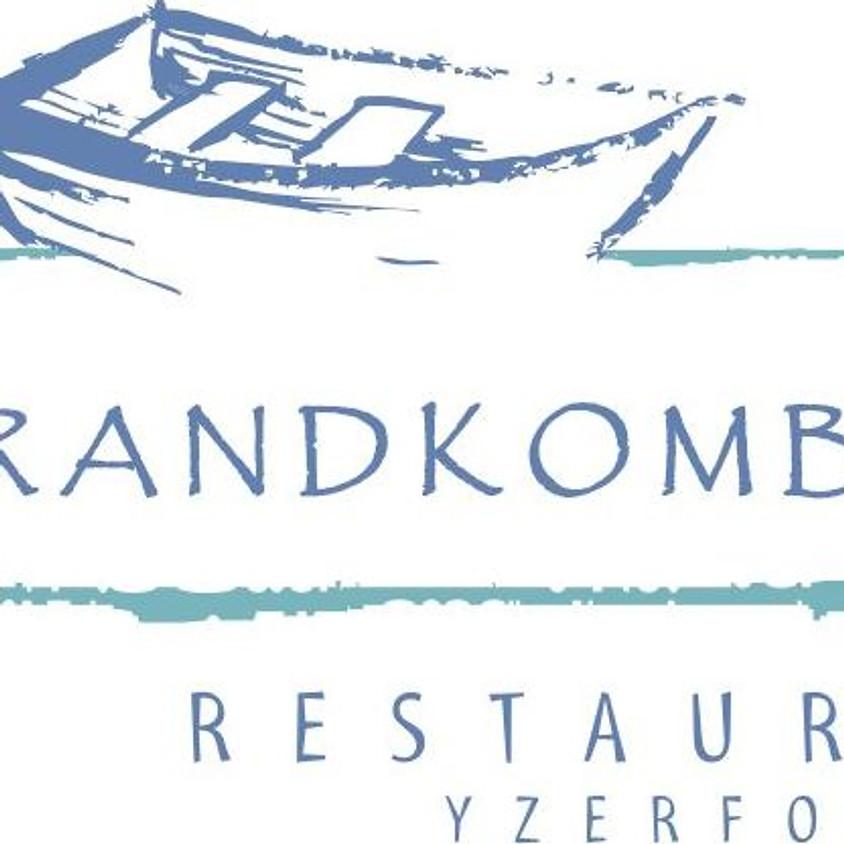 Strandkombuis Restaurant - Yzerfontein - 18:00
