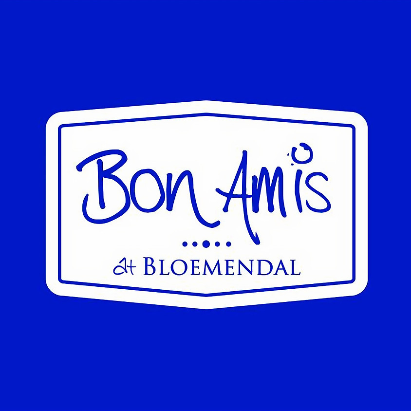 Matt Carstens at Bon Amis Restaurant (Durbanville)