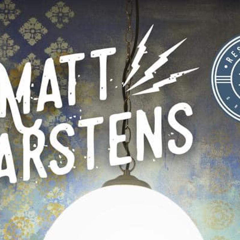 Matt Carstens at 1854 Restaurant