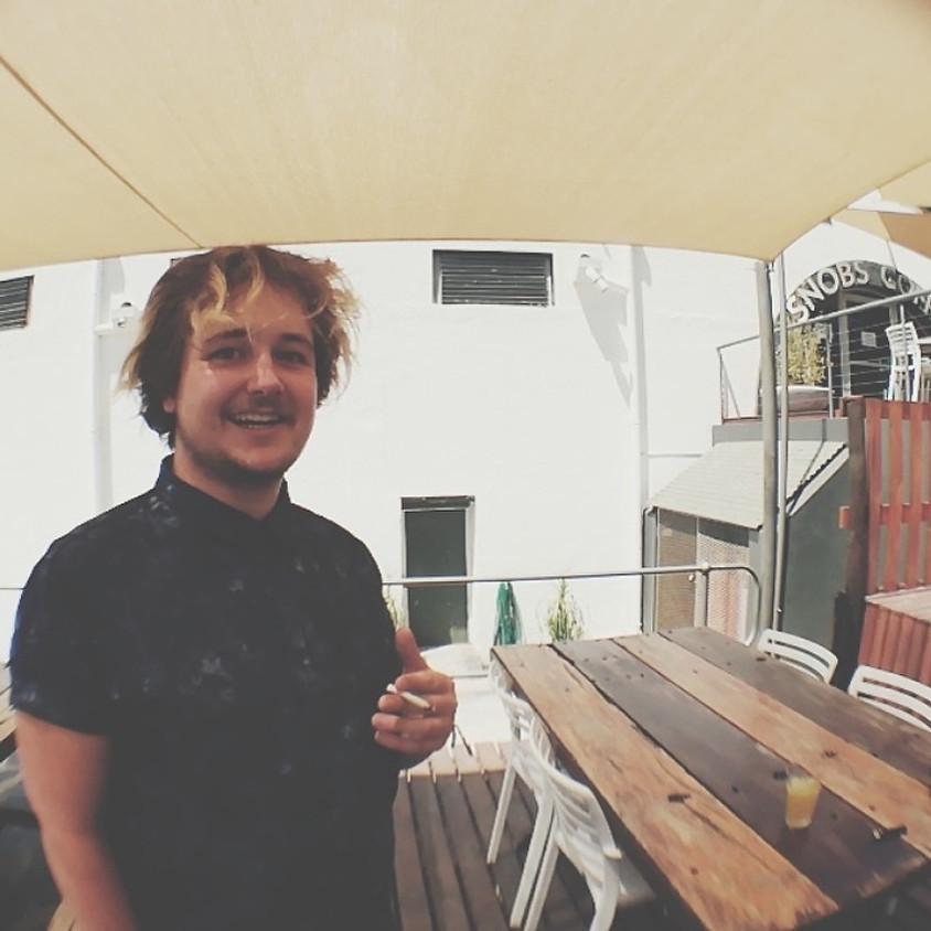 Matt Carstens at Bay Harbour Market (Hout Bay)