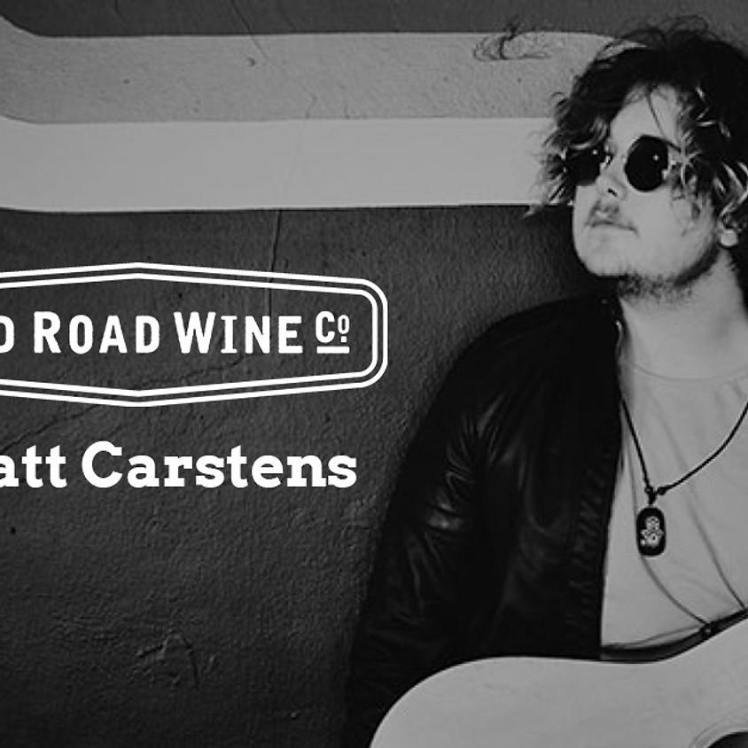 Matt Carstens at Old Road Wine Co. (Franschhoek)