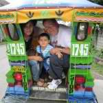 Tillbaka i Filippinerna