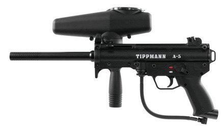 Tippmann A-5 w/Response Trigger