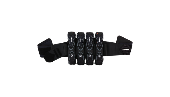 Dye Assault Pack 4+5 Black Harness