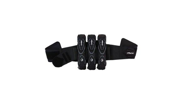 Dye Assault Pack 3+4 Black Harness
