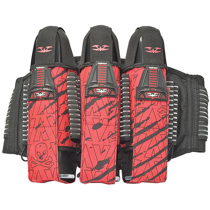 Valken Crusade Red Scar 3+6 Harness