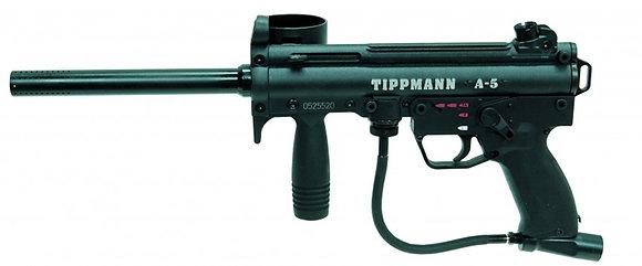 Tippmann A-5 w/Electronic Trigger