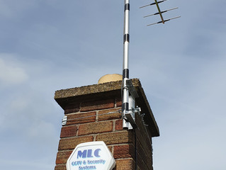 Security Alarm & TV Aerial Installation