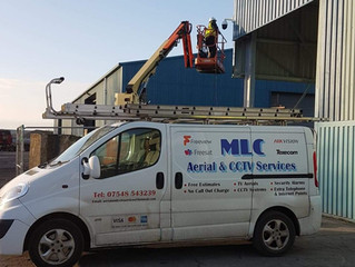 'Cherry Picker' Commercial Installation