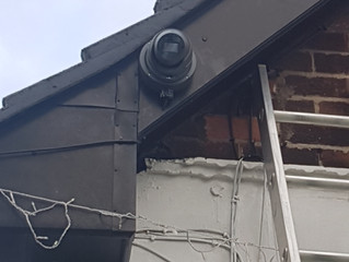 Grey 5MP HD Vari-Focal CCTV Cameras