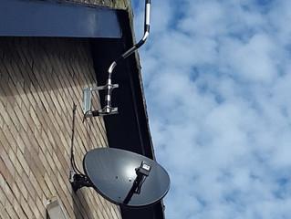 Aerial & Satellite Installation in Fishlake