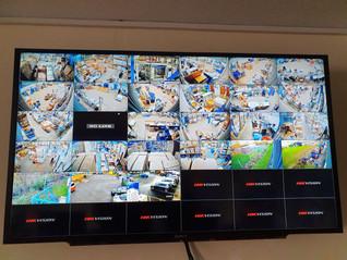 Comercial CCTV System