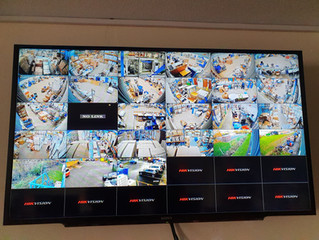 Comercial CCTV System