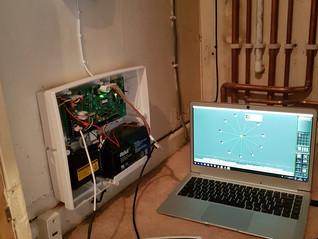 Texecom Ricochet Wireless System Set Up