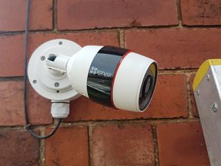 EZVIZ WiFi CCTV