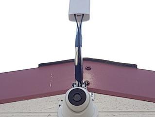 Long Range WiFi linked CCTV