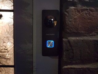 Wi-Fi Doorbell