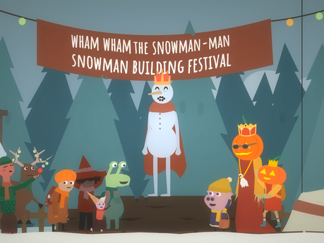 Everybody Wham Wham at INDIGO, and other amazing games!