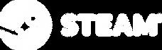 Steam White Logo.png