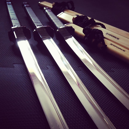 "19"" Lightweight Katana - Black Grip"