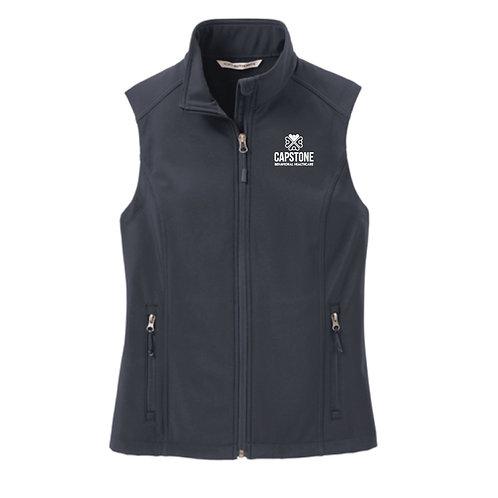 F. Port Authority Soft Shell Vest