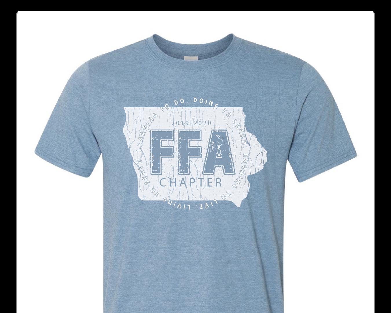 11121B FFA Designs - Shirt