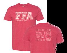 11121C FFA Designs - Shirt