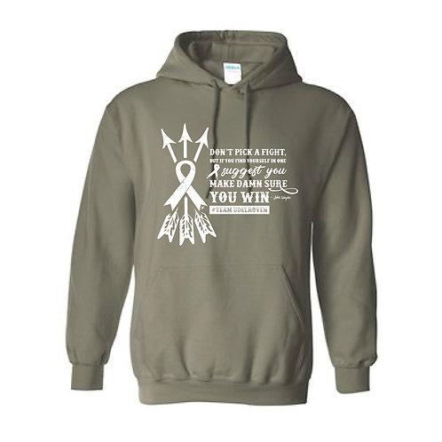 *U* Gildan Hooded Sweatshirt