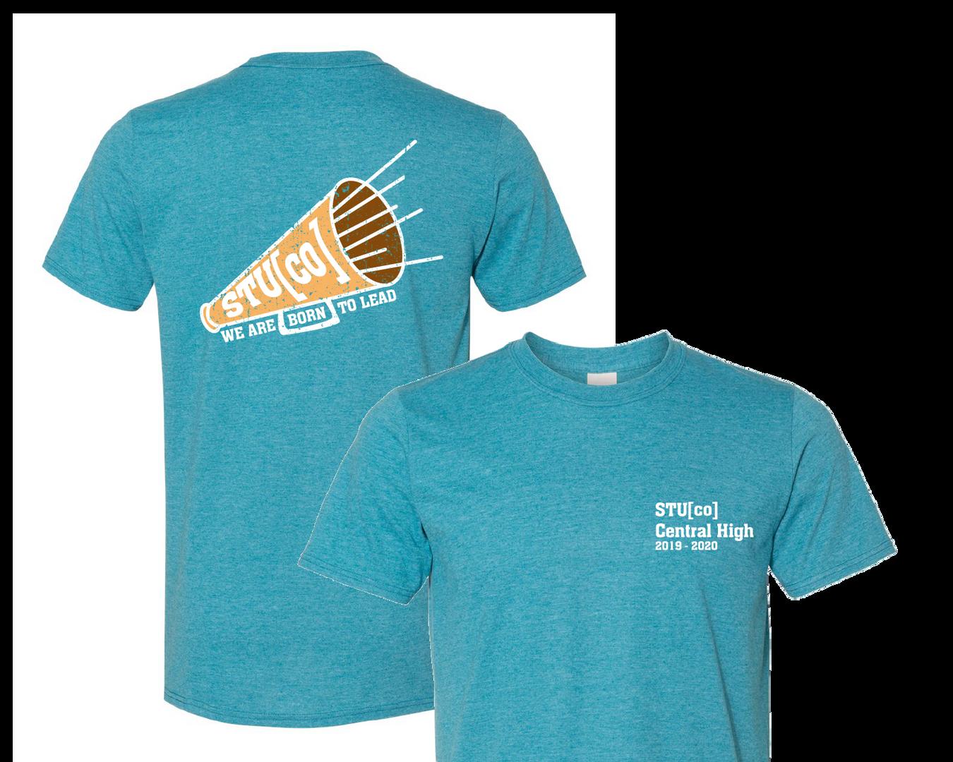 11123E Student Concil Designs - Shirt