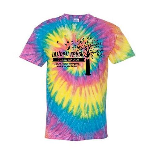 *L* Tie Dye T-Shirt