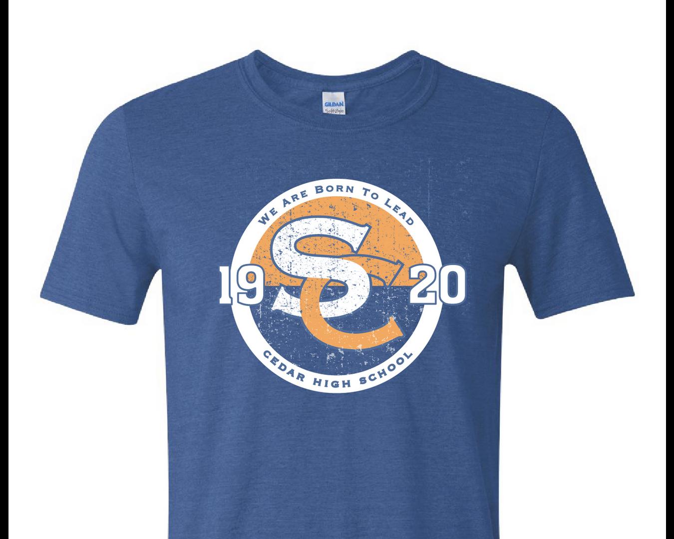 11123B Student Concil Designs - Shirt