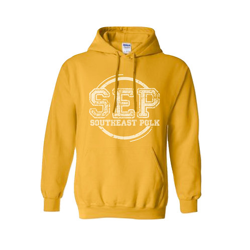 *A* Basic Hooded Sweatshirt