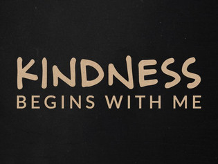 Kindness and Kleenex