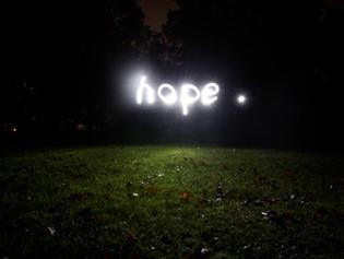 Advent Series - HOPE