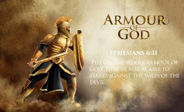 Purposeful Armor