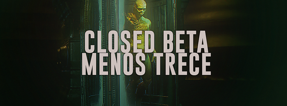 Closed Beta - Menos Trece
