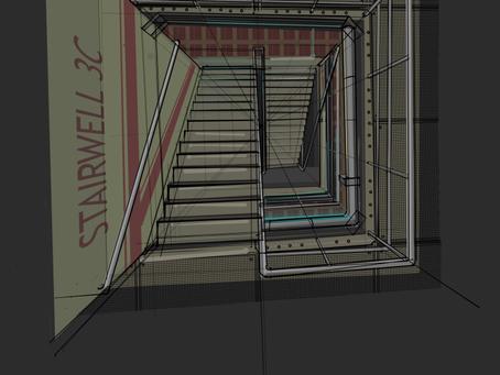 Art Blog 09 – Below Deck…