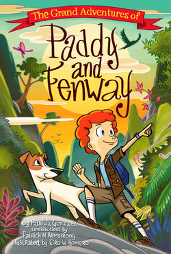Paddy and Fenway Children's Book