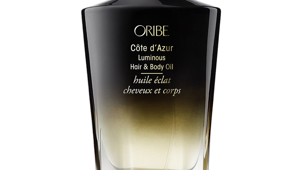 Côte d'Azur Luminous Hair & Body Oil