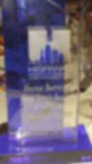 We are grateful to The Hispanic Chamber of Commerce for this recognition. We are here today because of the hard work and vision of four partners five years ago: John Escalada, Christy Wiley Tulipana, Arlen Wickstrum and Carmen Gramajo-Moser. Skyline has be