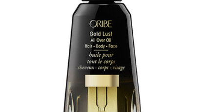 Gold Lust All Over Oil