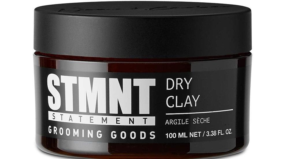 STMNT Grooming Dry Clay