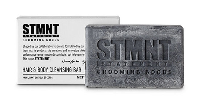 STMNT Grooming Hair & Body Cleansing Bar
