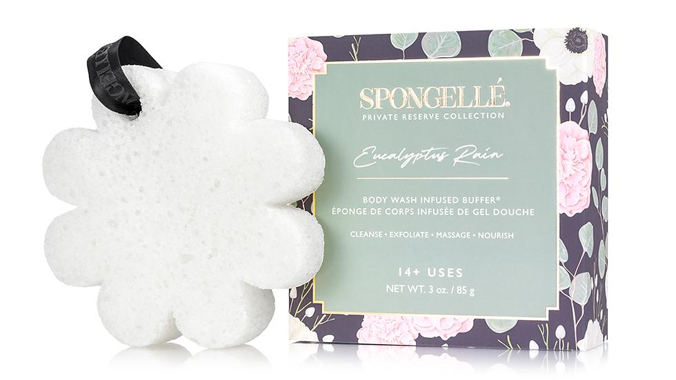 Spongelle Eucalyptus Rain