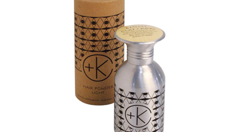 Cult and King Light Hair Powder