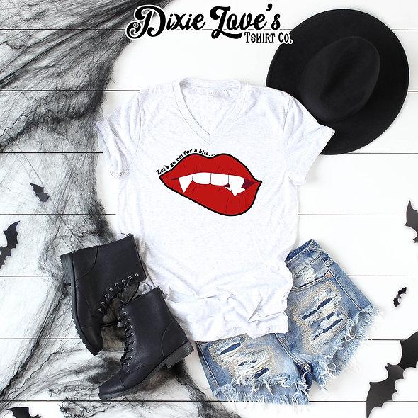 Vampire Mouth Shirt